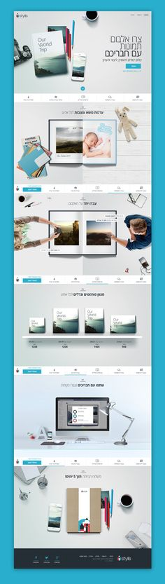 Stylls homepage by NGsoft design inspiration