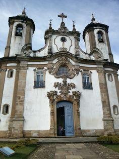 N. Sra. Do Carmo - Ouro Preto, MG, Brasil