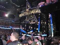 WrestleMania 25 2009 in Houston