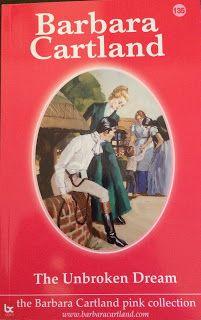 Barbara Cartland Books and Cover Art
