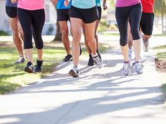 Pacing Strategies for Popular Running Distances