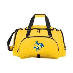 Challenger Team Gold Sport Bag  'Primary Logo'