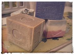 Handmade Soap: Handmade soaps better with age.