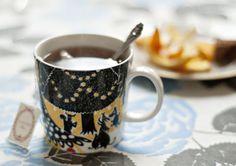 tea - in moomin mug