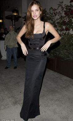 Victorias Secret Model Barbara Palvin