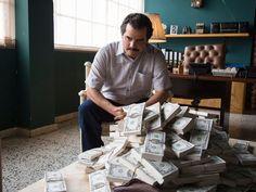 Narcos, de Netflix.