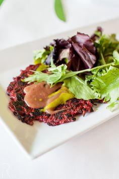 (Watertown, MA) Red Lentil Vegetarian & Vegan: #Vegan & #GlutenFree Beet-Potato Latkes