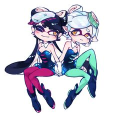 /r/splatoon is your one stop shop for all things Splatoon, 1 or Home to squids, kids, and all things octolings. Splatoon 2 Game, Splatoon Comics, Splatoon Squid Sisters, Callie And Marie, Otaku, Only Play, Fanart, Pretty Art, Little Pony