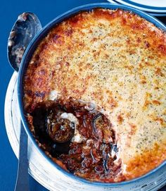 Classic moussaka Recipe - The Best Greek and Turkish comfort food