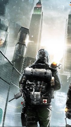 The Division Agent Survival Guide Call Of Duty Warfare, Sci Fi Genre, Resident Evil, Tom Clancy The Division, Washington Dc, Video Game Collection, V For Vendetta, Post Apocalypse, Cg Art