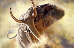 Картинки по запросу слон картина