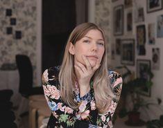 Emmas Vintage -Emmas Vintage Dahl, Floral Tops, Blouse, Photography, Vintage, Workshop, Instagram, Women, Fashion