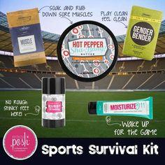 Sports Survival Kit