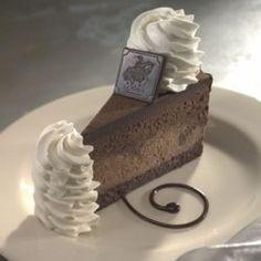 Cheesecake Factory Oreo and Godiva Cheesecakes