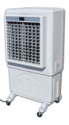 Raffrescatori d'aria ad evaporzione consigliati per il raffrescamento di aree da 130 mq