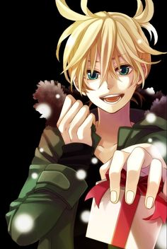 Kagamine Len | Vocaloid 02