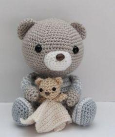 amigurumi bear - Google Search