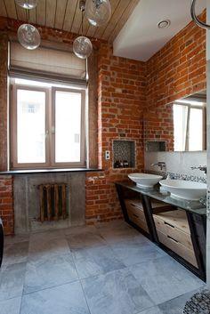 Интерьер недели: лофт в московской «сталинке» - InMyRoom.ru