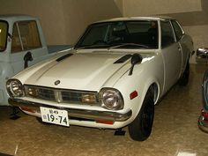 Classic Japanese Cars, Vintage Japanese, Classic Cars, Mitsubishi Colt, Dodge Dart, Cars And Motorcycles, Vehicles, Evolution, Passion