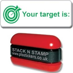 Your Target Is: Pre-Inked Green School Stamper - Primary Teaching Services Green School, Primary Teaching, Butter Dish, Target, Stamp, Ink, Amazon, Free, Products