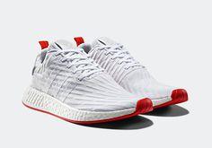 "Adidas NMD_R2 PRimeknit ""Two Toned"""