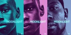 Moonlight Movie Banner Poster