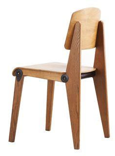 Jean Prouvé . demountable chair CB22, 1947
