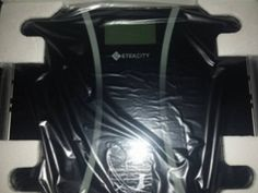 Etekcity's Measure Up high capacity bathroom scale. Scale can go up to 440lbs.  Etekcity is an up and coming brand providing top quality products for the budget conscience consumer. #productreview #reviews #blogger #bloggingperks #tester http://ift.tt/1HYqWcD