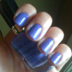 Wet n Wild polish called On a trip! My new favorite purple!