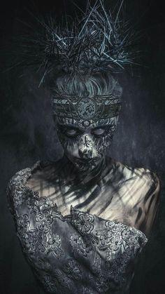 American Horror Story season 6 Poster - My Roanoke Nightmare Dark Fantasy Art, Fantasy Kunst, Arte Horror, Horror Art, Horror Pics, Art Sinistre, Dark Art Photography, Macabre Photography, Horror Photography