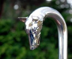 This is a site on how to clean silver but I noticed the Doberman Head that looks to be a faucet. I wonder where this can be found or was it hand-made? House Cleaning Tips, Diy Cleaning Products, Cleaning Hacks, Household Items, Household Cleaners, Powder Laundry Detergent, How To Clean Silver, Diy Cleaners, Handy Tips