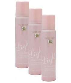 Vanderbilt By Gloria Vanderbilt for Women Light Body Spray Pack of 3 X 2.5 Oz by Gloria Vanderbilt. $14.24. Launched by the design house of Gloria Vanderbilt in 1982, VANDERBILT PERFUME is classified as a refined, oriental, floral fragrance. This feminine scent possesses a blend of carnation, mimosa, rose, and other spicy oriental florals. It is recommended for evening wear. Vanderbilt by Gloria Vanderbilt For Women Light Body Spray Box Of 3 X 2.5 oz. Save 59% Off!