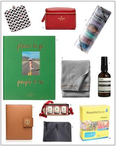Holiday Gift Guide: Wanderlust | Damsel In Dior