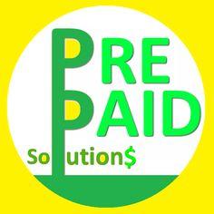 Pre Paid Solutions Logo Pre Paid, Burger King Logo, Logos, Logo, Legos