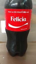 Share a Coke Felicia 20oz Coca Cola