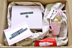 Ein PAMK Paket geht auf Reisen, denn: Zusammen schmeckts besser