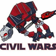 Ant-Man was brought down by Spider-Man using a Star Wars reference. So much wonderful nerdiness!