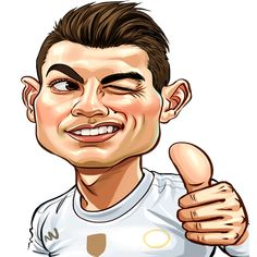 Cr7 Stickers For Whatsapp