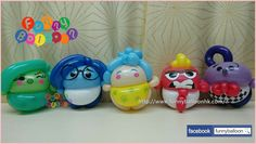 Inside Out chibi balloons