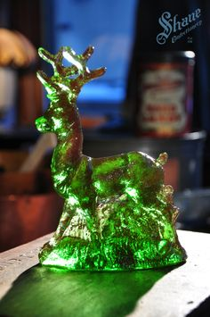 Shane Confectionery: Clear Toy Candy Large Reindeer