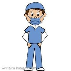 Free clip art illustration of a stick figure male nurse wearing a mask on Computer Clipart Clip Art Pictures, Art Images, Illustrations, Graphic Illustration, Nurse Clip Art, Nurse Drawing, Nurses Week Quotes, Nurse Cartoon, Stick Figure Drawing