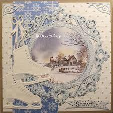 Afbeeldingsresultaat voor marianne design winterkaarten