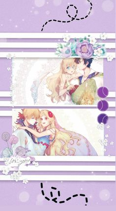 Angel Princess, My Princess, Fruits Basket Anime, Romantic Manga, Anime Love Couple, Handsome Anime, Manhwa Manga, Aesthetic Iphone Wallpaper, Anime Couples