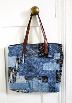 Sashiko Tutorials & DIY Inspiration