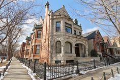 A home for sale at 1036 N. Hoyne Ave. in Ukrainian Village.