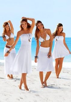 4 in 1 beachdress