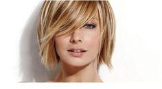 Strawberry Blonde Hair With Platinum Highlights