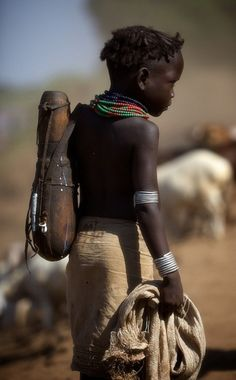 """"""" Bumi tribe,Omo river,Omerate 2010 """""""