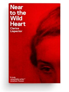 Clarice Lispector. Designed by Paul Sahre/ My favorite book <3