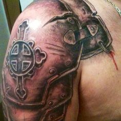 Armor tattoos 2